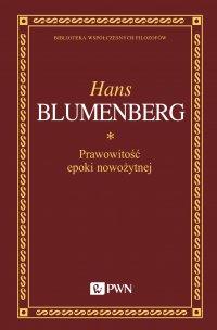 Prawowitość epoki nowożytnej - Hans Blumenberg - ebook
