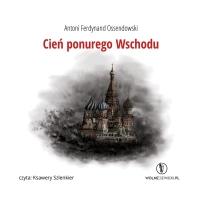 Cień ponurego Wschodu - Antoni Ferdynand Ossendowski - audiobook