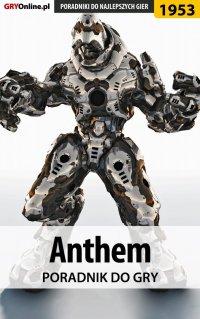 Anthem - poradnik do gry