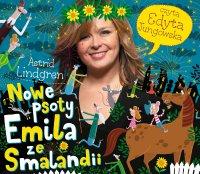 Nowe psoty Emila ze Smalandii - Astrid Lindgren - audiobook