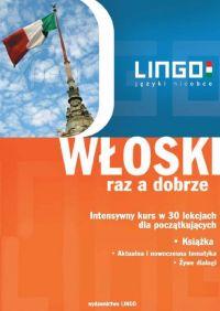 Włoski raz a dobrze +PDF - Aleksandra Leoncewicz - audiobook