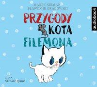 Przygody kota Filemona - Sławomir Grabowski - audiobook