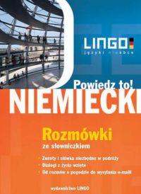 Niemiecki. Rozmówki. Powiedz to! +PDF - Piotr Dominik - audiobook