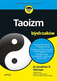 Taoizm dla bystrzaków - Jonathan Herman - ebook