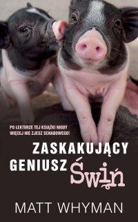 Zaskakujący geniusz świń - Matt Whyman - ebook