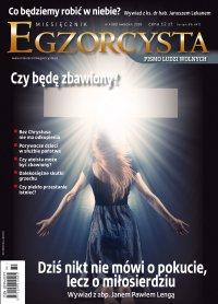 Miesięcznik Egzorcysta 80 (4/2019) - Opracowanie zbiorowe - eprasa