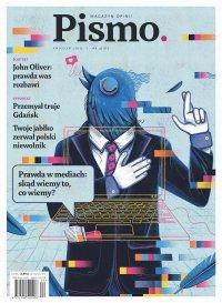 Pismo. Magazyn Opinii 04/2019 - Ida Linde - audiobook