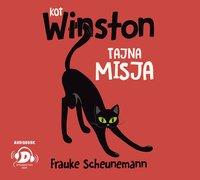 Kot Winston. Tajna misja - Frauke Scheunemann - audiobook