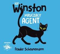 Kot Winston. Mruczący agent - Frauke Scheunemann - audiobook