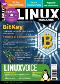 Linux Magazine 1/2018 (167) - Opracowanie zbiorowe - eprasa