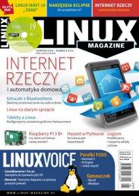 Linux Magazine 08/2018 (174) - Opracowanie zbiorowe - eprasa