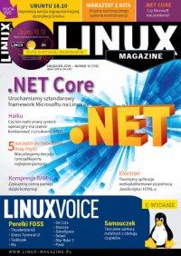 Linux Magazine 12/2018 (178) - Opracowanie zbiorowe - eprasa