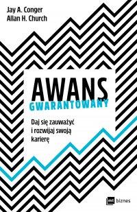 Awans gwarantowany - Jay A. Conger - ebook
