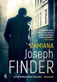 Zamiana - Joseph Finder - ebook