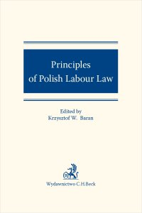 Principles of Polish Labour Law - Krzysztof W. Baran - ebook