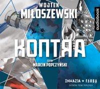 Kontra - Wojtek Miłoszewski - audiobook
