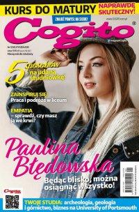 Cogito nr 1 (535) STYCZEŃ 2019 - Ola Siewko - eprasa