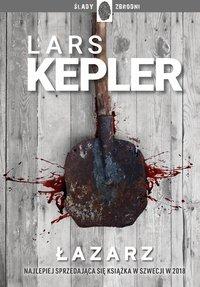 Łazarz - Lars Kepler - ebook