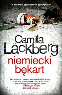 Niemiecki bękart - Camilla Lackberg - audiobook