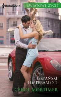 Hiszpański temperament - Carole Mortimer - ebook