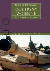 Doktryny wojenne. Historia i ocena - Łukasz Przybyło - ebook