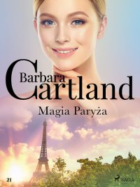 Magia Paryża - Barbara Cartland - ebook