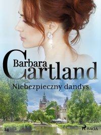 Niebezpieczny dandys - Barbara Cartland - ebook