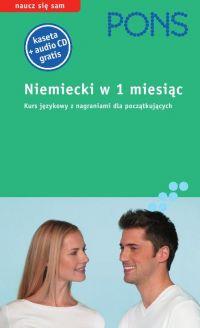 Niemiecki w 1 miesiąc - Angelika Mog-Lundquist - audiobook