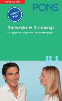 Norweski w 1 miesiąc - Martin Schmidt - audiobook