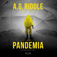 Pandemia - A.G. Riddle - audiobook