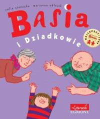 Basia i Dziadkowie - Zofia Stanecka - ebook
