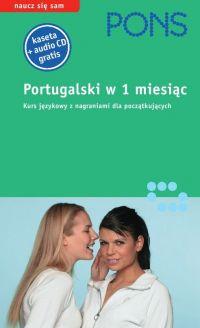 Portugalski w 1 miesiąc - Olga Ballesta - audiobook