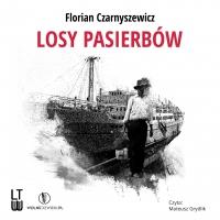 Losy pasierbów - Florian Czarnyszewicz - audiobook