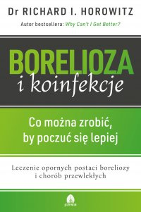Borelioza i koinfekcje - Richard I. Horowitz - ebook