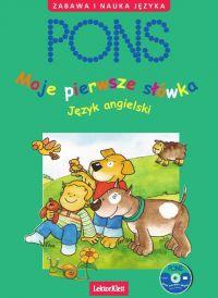 Moje pierwsze słówka - Język angielski - Sergiusz Olejnik - audiobook