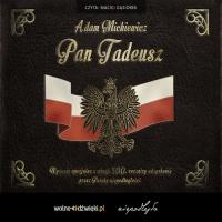 Pan Tadeusz - Adam Mickiewicz - audiobook