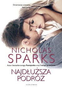 Najdłuższa podróż - Nicholas Sparks - ebook