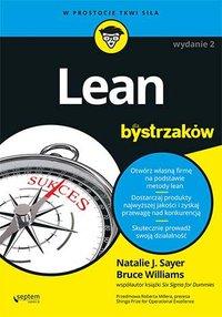 Lean dla bystrzaków. Wydanie II - Natalie J. Sayer - ebook