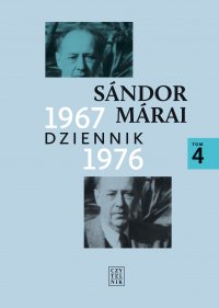 Dziennik 1967-1976 - Sandor Marai - ebook