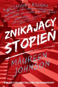 Znikający stopień - Maureen Johnson - ebook