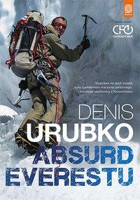 Absurd Everestu - Denis Urubko - ebook
