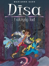 Disa i ukryty lud - Marianne Gade - ebook