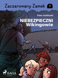 Zaczarowany Zamek 7 - Niebezpieczni Wikingowie - Peter Gotthardt - ebook