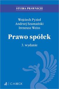 Prawo spółek. Wydanie 3 - Andrzej Szumański - ebook