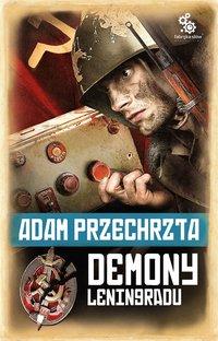 Demony Leningradu - Adam Przechrzta - audiobook