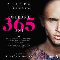 Kolejne 365 dni - Blanka Lipińska - audiobook