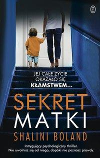 Sekret matki - Shalini Boland - ebook