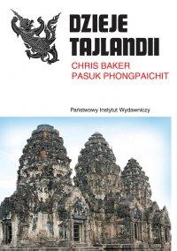 Dzieje Tajlandii - Chris Baker - ebook