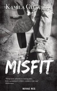 Misfit - Kamila Głowacka - ebook