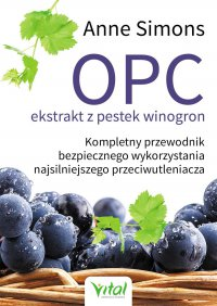 OPC ekstrakt z pestek winogron - Anne Simons - ebook